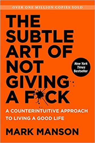 The Subtle Art Of Not Giving F**k-Mark Manson-idobon.com