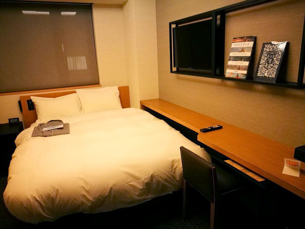 室内-ランプライトブックスホテル名古屋-Lamp Light Books Hotel Nagoya