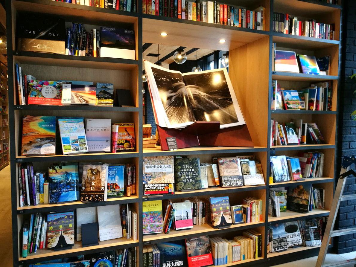 入口-ランプライトブックスホテル名古屋-Lamp Light Books Hotel Nagoya