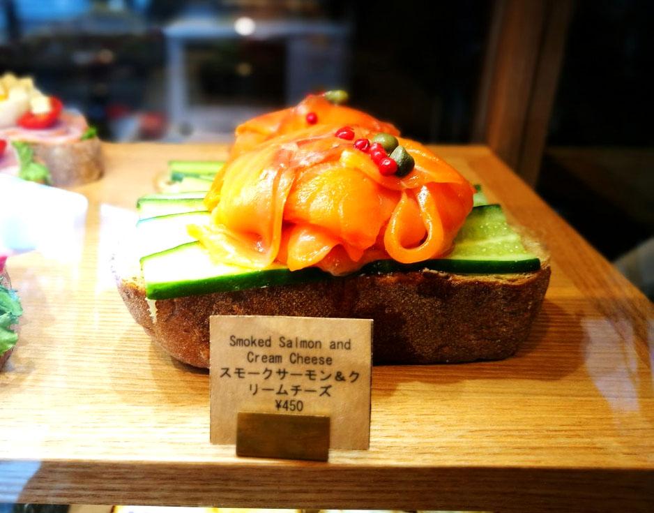 ランプライトブックスカフェ-食べ物2-Lamp Light Books Hotel Nagoya