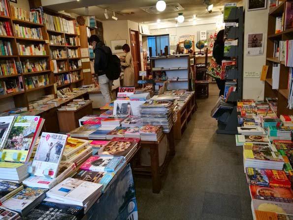 旅の本屋 のまど-荻窪・西荻窪の古本屋巡りレポート