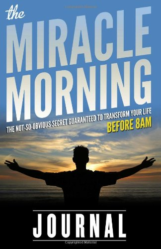 The Miracle Morning-Hal Elrod(ハル・エルロッド)-idobon.com