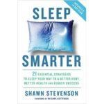 Sleep Smarter-Shawn Stevenson-idobon.com